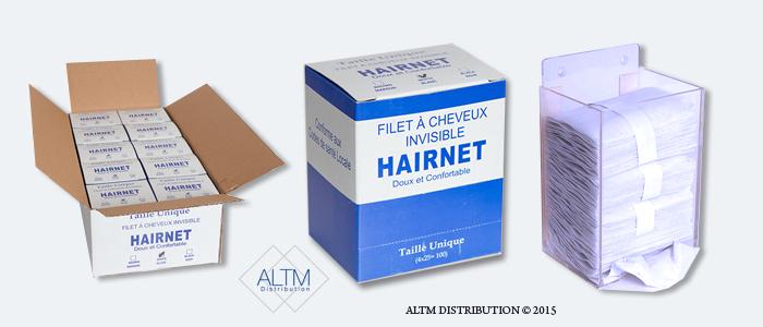 ALTM Haarnetz - Verpackung
